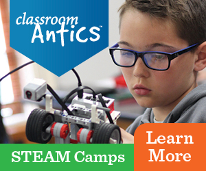 Classroom Antics - STEAM Summer Camps