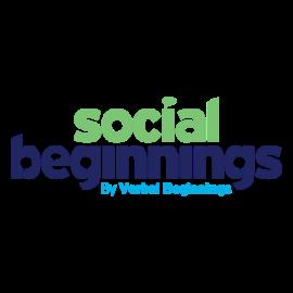 Social Beginnings logo
